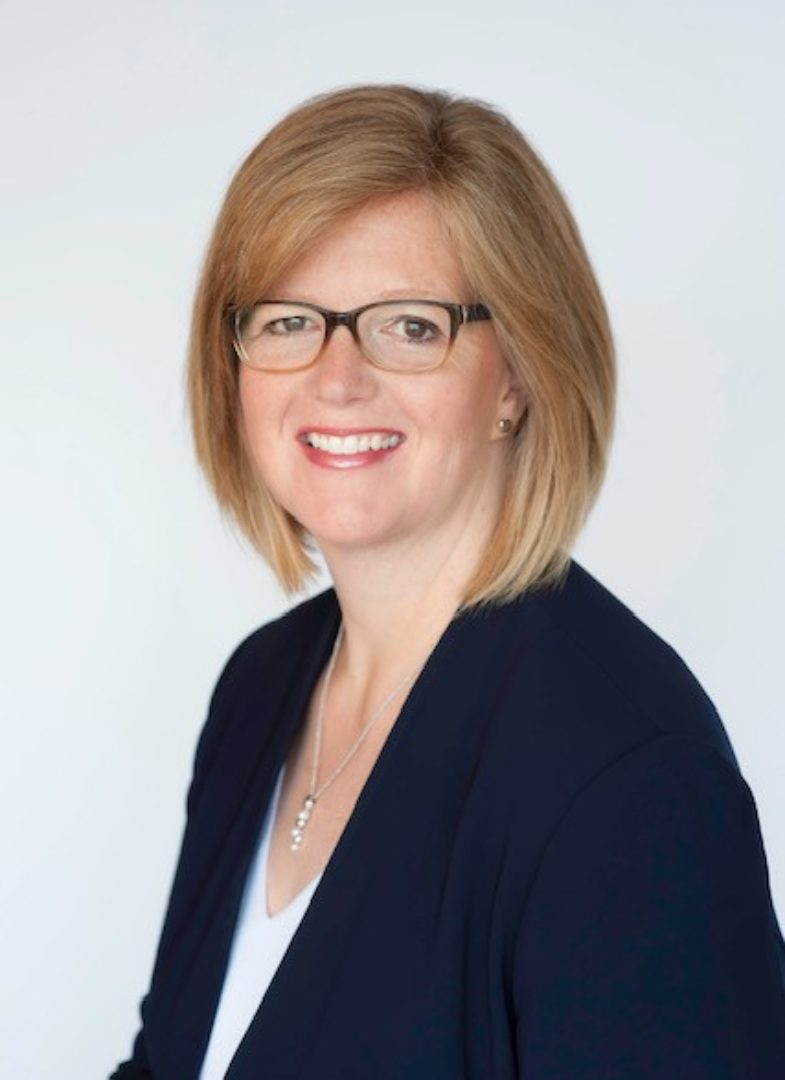 Image of Catherine Milne, VP of Human Resources
