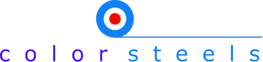 Color Steels Logo