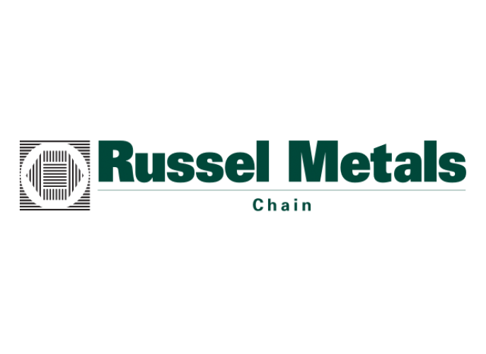 Russel Metals Chain Logo